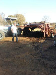 Ray on the farm - VNMN6211